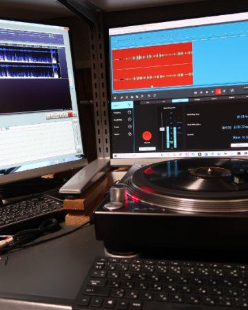 専門機関での音源修正